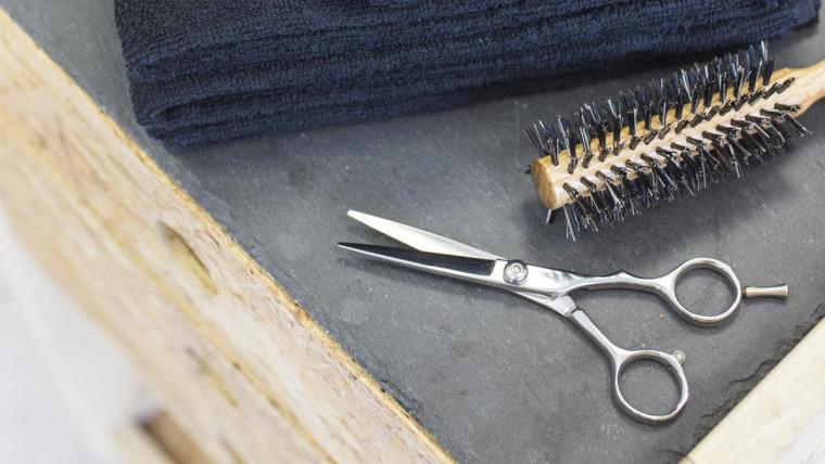 Spugne per parrucchieri